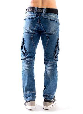Spodnie jeans Stahlheim II 1