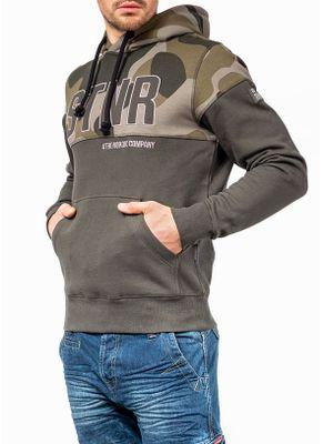 Bluza z kapturem Vilmar 2