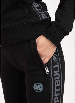 Spodnie dresowe damskie French Terry Small Logo 10