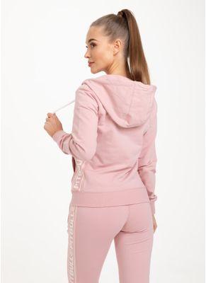 Spodnie dresowe damskie French Terry Small Logo 5
