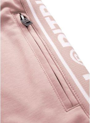 Spodnie dresowe damskie French Terry Small Logo 7