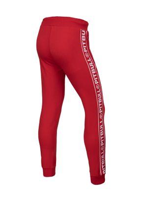 Spodnie dresowe damskie French Terry Small Logo 1