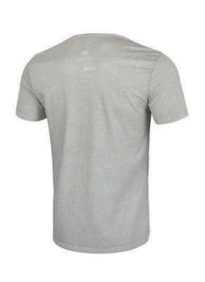 Koszulka Denim Washed Circle Dog Pocket 1