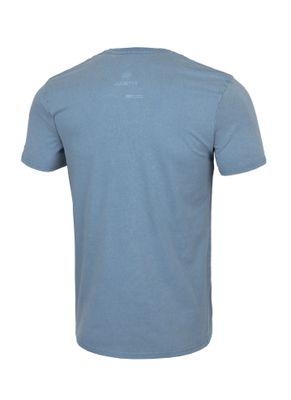 Koszulka Denim Washed Circle Dog Pocket 5