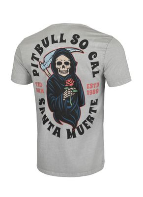 Koszulka Denim Washed Santa Muerte 10
