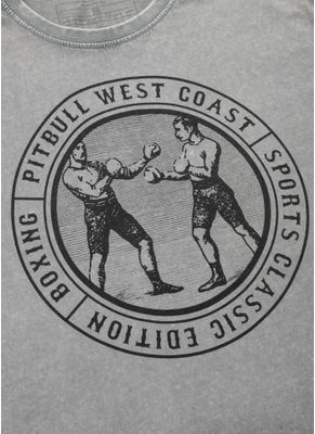 Koszulka Denim Washed Vintage Boxing 2