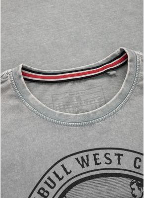 Koszulka Denim Washed Vintage Boxing 3