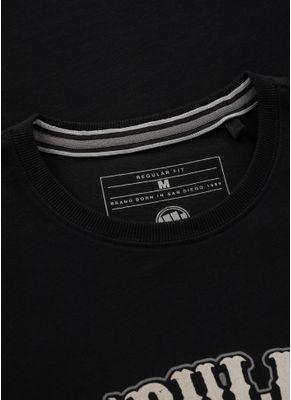 Koszulka Garment Washed Business As Usual 6