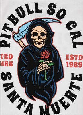 Koszulka Garment Washed Santa Muerte 8
