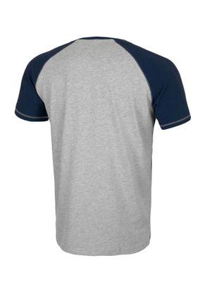 Koszulka Garment Washed Raglan Small Logo 8