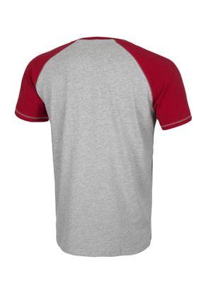 Koszulka Garment Washed Raglan Boxing 8