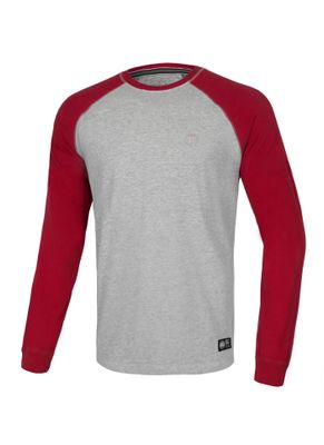 Longsleeve Garment Washed Raglan Small Logo 6