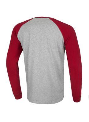 Longsleeve Garment Washed Raglan Small Logo 7