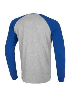 Longsleeve Garment Washed Raglan Small Logo 8