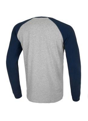 Longsleeve Garment Washed Raglan Small Logo 9