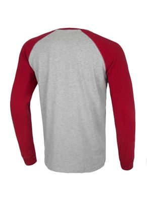 Longsleeve Garment Washed Raglan California 8