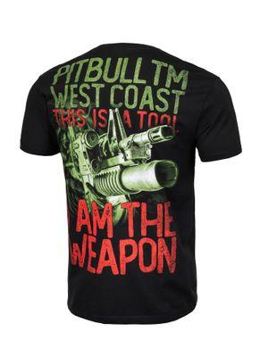 Koszulka I Am The Weapon 7