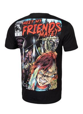 Koszulka Meet My Friends 7