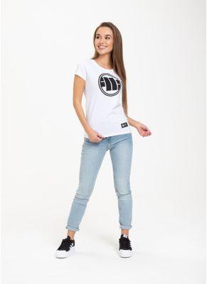Koszulka damska Slim Fit Big Logo 3