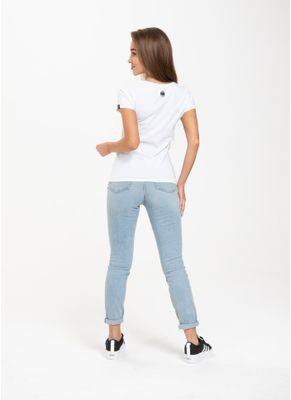 Koszulka damska Slim Fit Big Logo 4