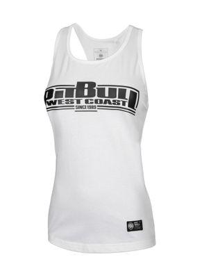 Tank Top damski Slim Fit Classic Boxing 1
