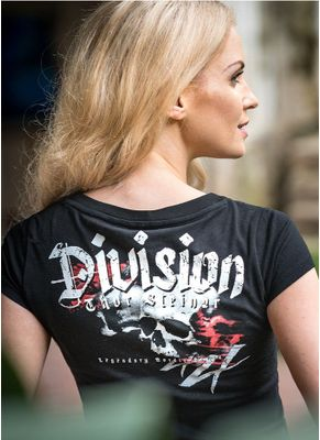 Koszulka damska Division 2