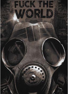 Koszulka Fuck The World 6