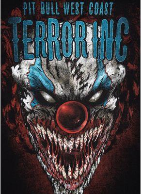 Koszulka Terror Clown 6