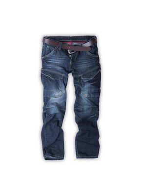 Spodnie bojówki jeans Voia 0