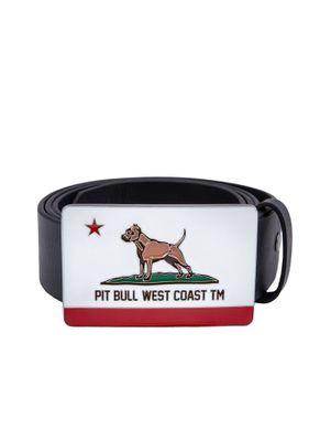 Pasek skórzany California Dog 0