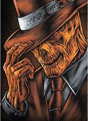 Koszulka Man In Hat 8
