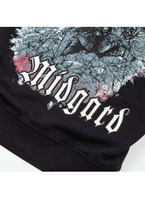 Bluza rozpinana z kapturem Kjempe 9
