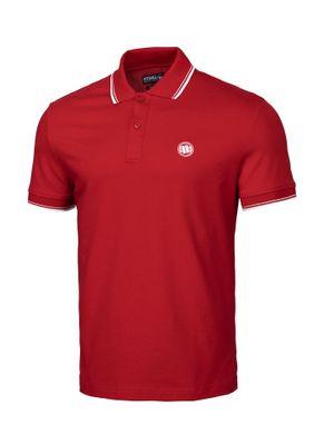 Koszulka Polo Regular Logo Stripes 1