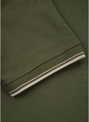 Koszulka Polo Regular Logo Stripes 4