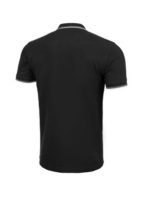 Koszulka Polo Slim Logo Stripes 1