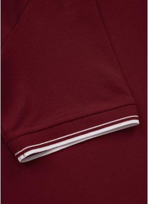 Koszulka Polo Slim Logo Stripes 4