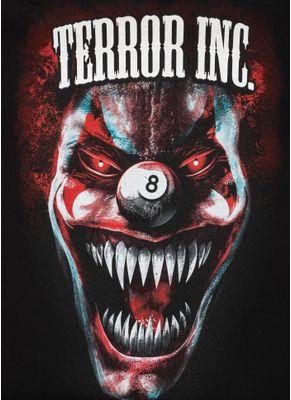 Bluza z kapturem Terror Clown 5