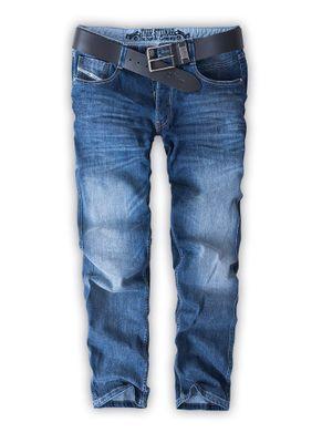 Spodnie jeans Haldor 0