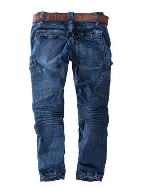 Spodnie jeans bojówki Valgard 9