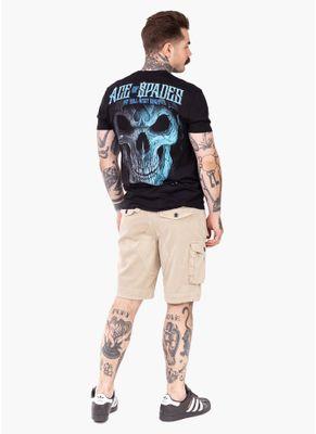 Koszulka Blue Skull 2