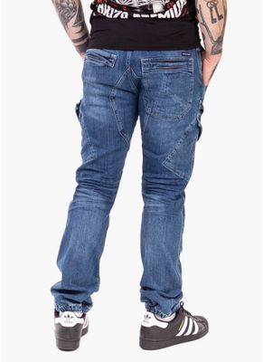 Spodnie jeans bojówki Valgard 4