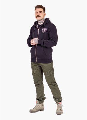 Spodnie bojówki Helmer 8