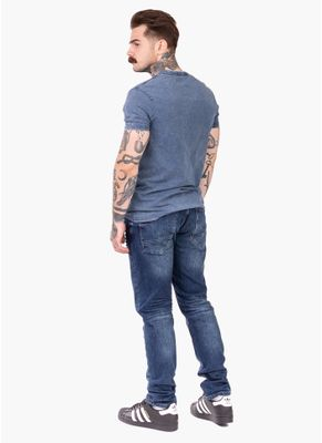 Spodnie jeans Bjorgolf 4