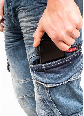 Spodnie jeans Stahlheim II 3