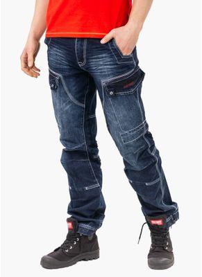 Spodnie Jeans Rydal II 2