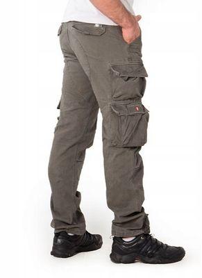 Spodnie bojówki Ken 1