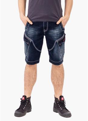 Szorty Jeansowe Bojówki Rydal 0