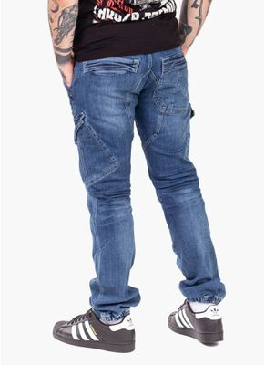 Spodnie jeans bojówki Valgard 1