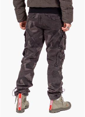 Spodnie bojówki Ken IV 3