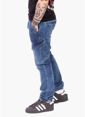 Spodnie jeans bojówki Valgard 3